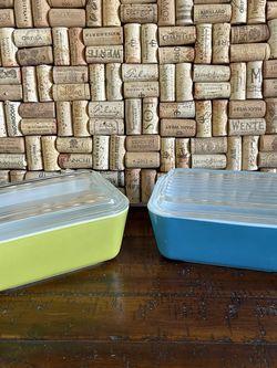 Pyrex Vintage Bakeware Frigie Set for Sale in Glendora,  CA