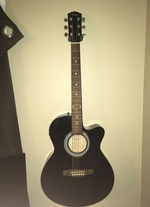 Fender FA-135CE Concert Acoustic-Electric Guitar for Sale in Dale City, VA