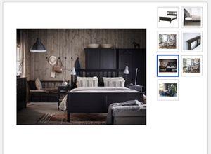 HEMNES FULL BED FRAME for Sale in Manassas, VA