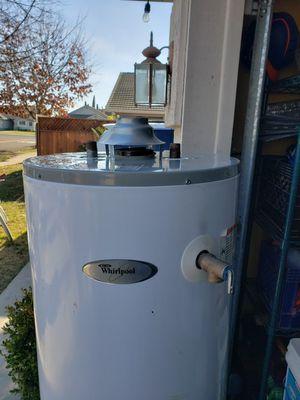 Whirlpool Water Heater for Sale in Turlock, CA