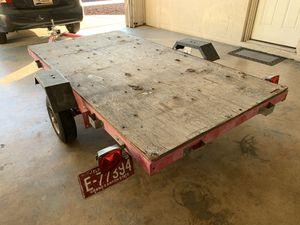 TRAILER 4x8 FLAT BED for Sale in Phoenix, AZ