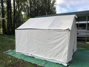 8x10 canvas guide tent for Sale in Shelton, WA