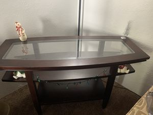Coffee table & sofa table for Sale in Pekin, IL