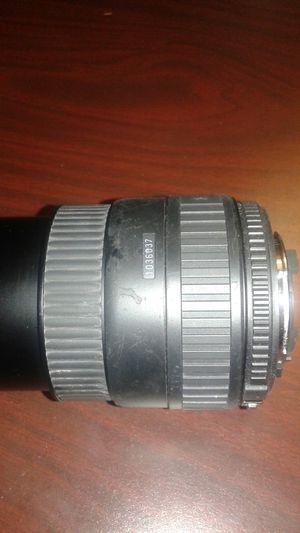 Stigma auto focus very nice lens. for Sale in Atlanta, GA