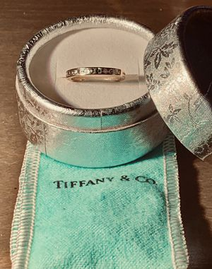 Tiffany and Co. 18k Gold and Diamond Ring for Sale in Los Angeles, CA