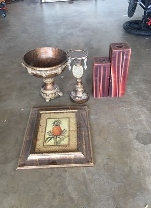 Home decorations for Sale in Fontana, CA