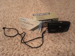 Olympus Stylus Zoom Camera for Sale in Sacramento, CA