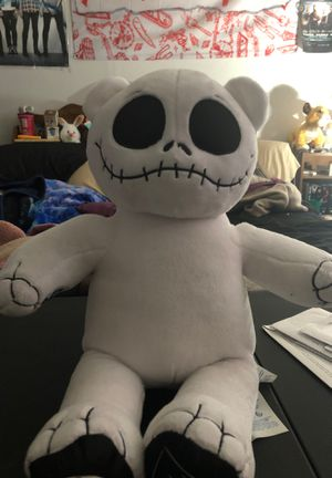 Nightmare before Christmas plush for Sale in El Paso, TX