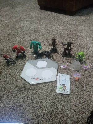 Disney Infinity characters and playset for Sale in Riverside, CA