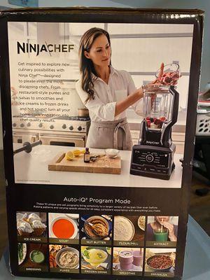 Ninja chef blender for Sale in Las Vegas, NV