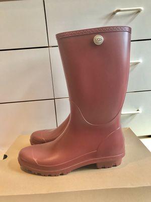 UGG Garnet Rain Boots Size 12 for Sale in Edmonds, WA