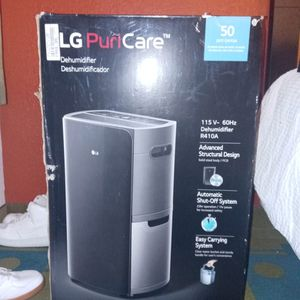 LG PuriCare Dehumidifier for Sale in SeaTac, WA