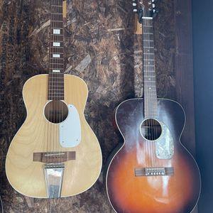 Vintage Acoustic Guitars for Sale in Denver, CO