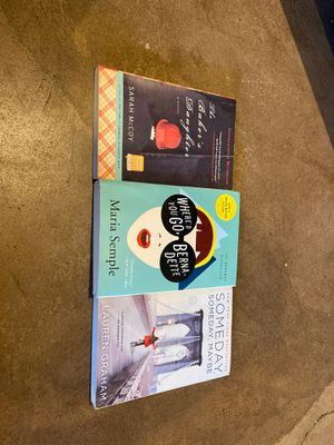 Bundle of easy summer books for Sale in San Diego, CA