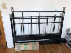 Full Size Bed Frame for Sale in New York, NY