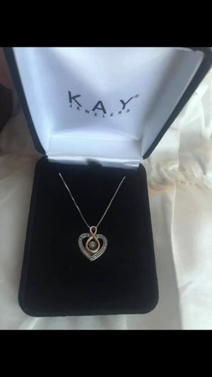 Diamonds in rhythm necklace from Kay Jewelers for Sale in Columbus, OH