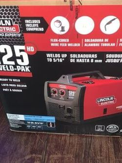 Lincoln Electric Weld Pak for Sale in Queens,  NY