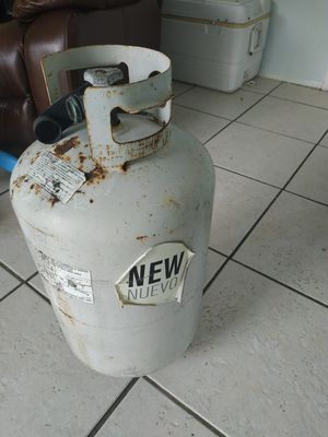 Propane tank for Sale in Port St. Lucie, FL