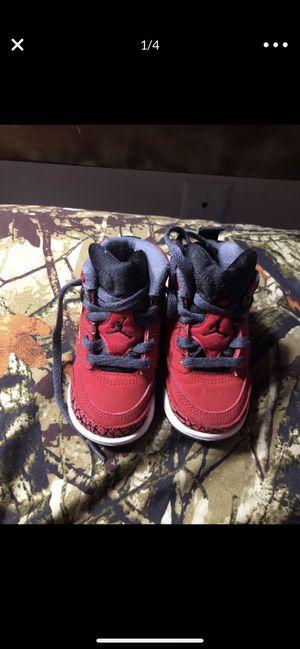 check out 9d784 fcbb1 Jordan Spizike Size 5C for Sale in San Antonio, TX