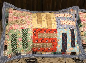 S&S quilted pillow cover for Sale in Beaverton, OR