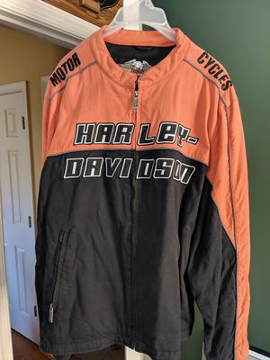 Extra large Harley-Davidson jacket for Sale in Moneta, VA