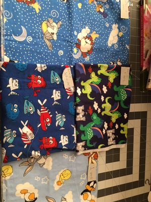 Child Cotton Fabric Sizes on Fabric for Sale in Sacramento, CA