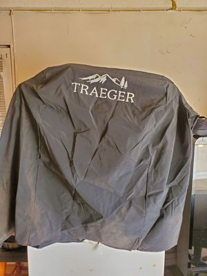 Traeger grill cover. for Sale in Riverside, CA