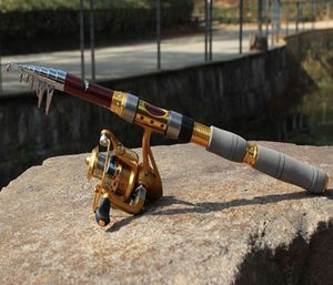 Gold plated fishing rod for Sale in Arlington, VA