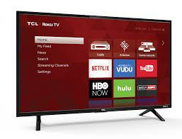 TV xbox 360 tcl roku TLC samsung price negotiable need gone asap for Sale in Wichita, KS