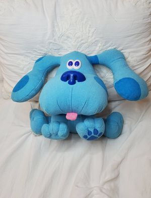 90's Kids Poseable Blue from Blue's Clues toy for Sale in Phoenix, AZ