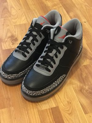 DS Jordan 3 fusion with Air Force 1 size 10 with box for Sale in Chicago, IL