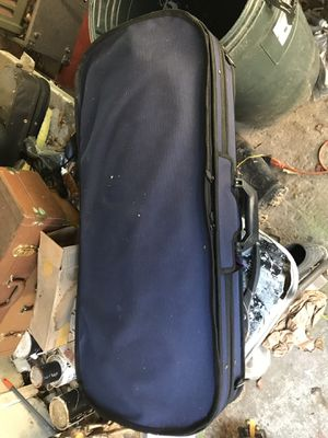 Double violin case for Sale in The Woodlands, TX