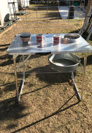Camping Table for Sale in Dallas, TX