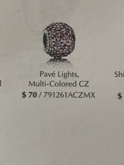 Authentic Pandora Charm for Sale in Pensacola,  FL