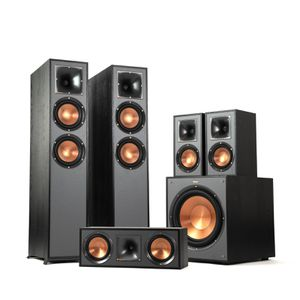 Klipsch R-625 FA 5.1.2 Dolby Atmos hone theater system-- negotiable for Sale in Ashburn, VA