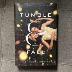 Tumble & Fall(book, Hardcover) for Sale in Columbus,  OH