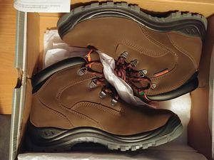 Steel toe work boots for Sale in Monaca, PA