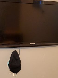 Black Panasonic TV for Sale in Oakland,  CA