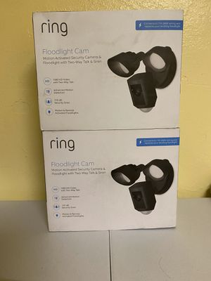 Ring FloodLight Camera Brand new never used for Sale in Lauderhill, FL