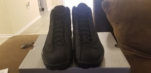 Jordan retro 13 black cat DS men's size 12 for Sale in Haines City, FL