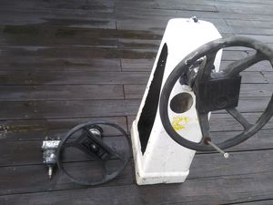 Helm boat hydraulic steering for Sale in Miami, FL