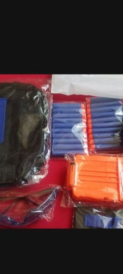 Uwantime Tactical Vest Nerf Gun Kit for Sale in Hawthorne,  CA