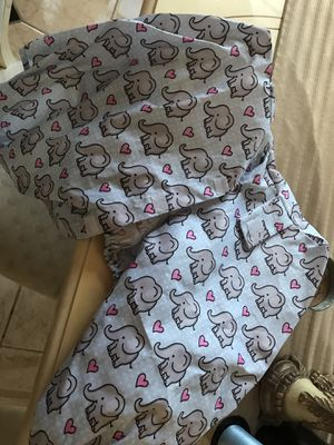Elephant infant car seat cover ❤️ for Sale in Houston, TX