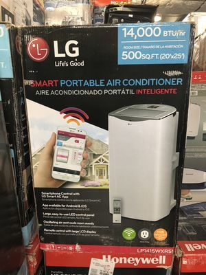 New LG 14,000btu portable air conditioners for Sale in Atlanta, GA
