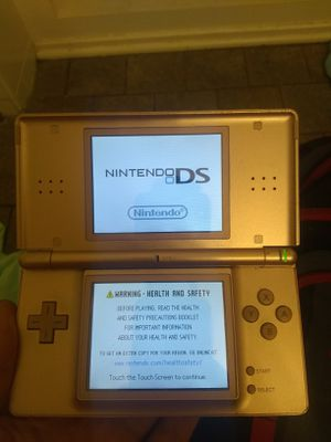 Nintendo DS Elite 15 games and pan for Sale in Cleveland, OH