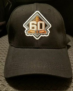 San francisco giants 60th anniversary cap for Sale in San Francisco, CA