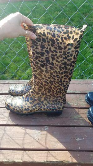 New! Women's Rain Boots size 8 for Sale in Everett, WA