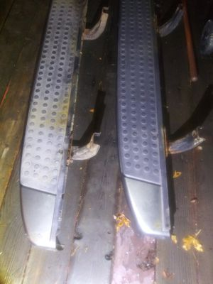Running boards from 2006 Dodge Durango for Sale in Eau Claire, WI