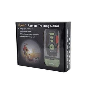 IPets PET618-3 is a great purchase for any professional trainer or someone looking for a high quality, long range 3 dog training collar. for Sale in Bakersfield, CA