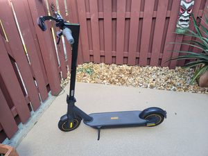 Segway Ninebot Max Kick Scooter for Sale in Melbourne, FL